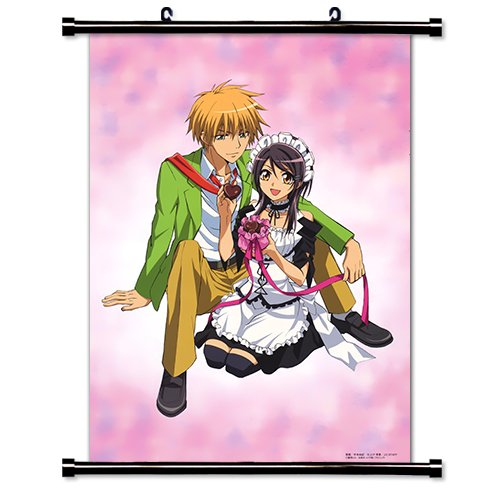 Kaichou wa Maid-sama Anime Fabric Wall Scroll Poster (32 x 45) Inches