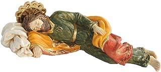 Fontanini Sleeping Saint Joseph Italian Religious Figurine 54111 Made in Italy