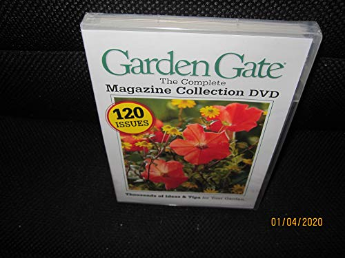 Garden Gate: The Complete Magazine Collection DVD