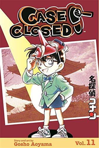 Case Closed Volume 11