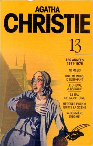 Agatha Christie Intégrales tome 13
