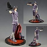 CDXZRZYH Figura de acción de Naruto Shippuden Anime Modelo Uzumaki Naruto Akatsuki Itachi Uchiha 23cm PVC Estatua de Colección Juguetes Muñeca (Color : 3 no Box)
