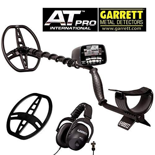 Detector de metales GARRETT At Pro