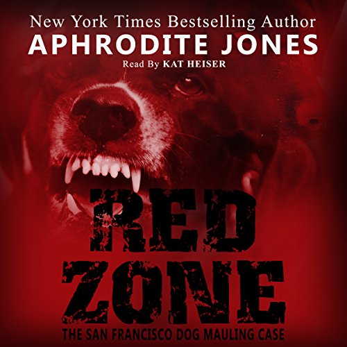 Red Zone audiobook cover art