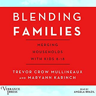 Blending Families audiobook cover art
