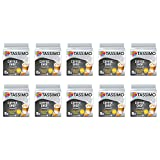 Tassimo Coffee Shop Selection Typ Toffee-Nut Latte Coffee Pods - 10 Paquetes (80 Porciones)