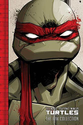 Teenage Mutant Ninja Turtles 1: The Idw Collection