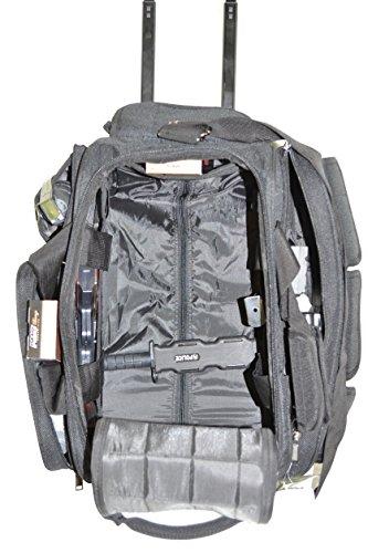 """Explorer RR29 20"""" Jumbo Range Gear Bag, Black"""