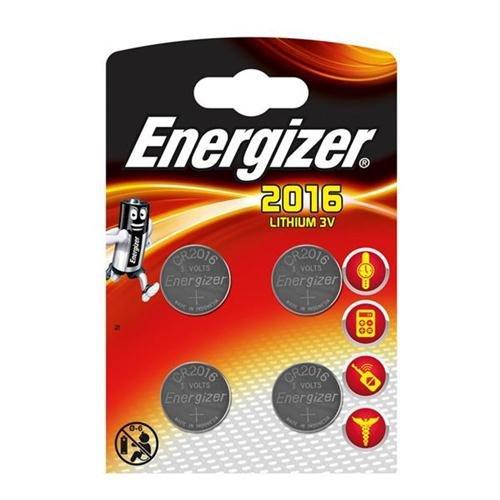 Energizer Batterie au Lithium CR20163V Ref E300520400Lot 4149376
