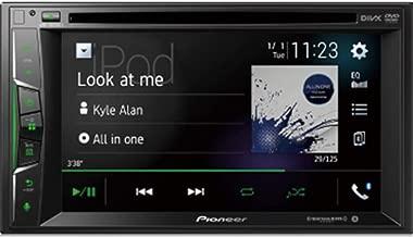 Pioneer AVH-1500NEX Multimedia DVD Receiver with 6.2