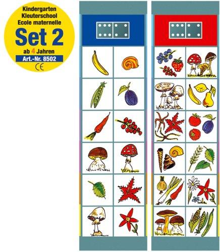 Set 2: Kindergarten ab 4 Jahren