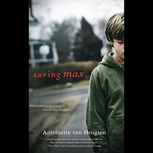 Saving Max cover art