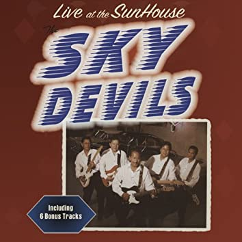 Live At the Sunhouse Amsterdam