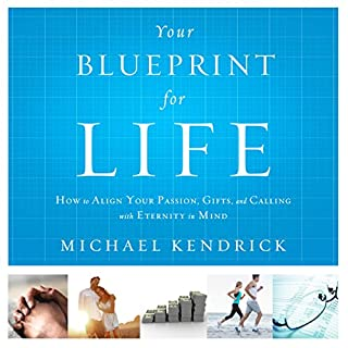 Your Blueprint For Life audiobook cover art