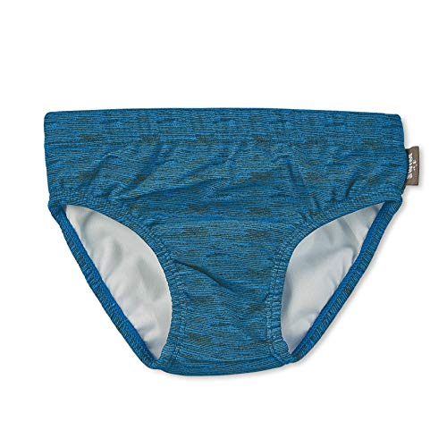 Sterntaler Jungen Badehose mit Windeleinsatz, UV-Schutz 50+, Alter: 2 - 3 Jahre, Größe: 86/92, Farbe: Blau