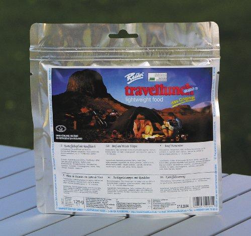 Carne de ternera Stroganoff con arroz liofilizada - Eatlyo Adventure Food