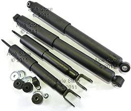 DTA 40194 Shocks Full Set (Pack of 4 pcs) Fits 1999-2006 Silverado 1500 4WD; Sierra 1500 4WD