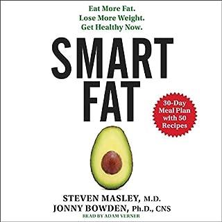Smart Fat audiobook cover art