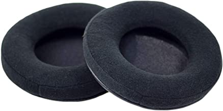 Feicuan Replacement Headphone Sponge Earpad Earcup Flannel Ear Cushion Earmuffs Compatible for ATH-A900X AD700X AD500X AD2000 AD1000X
