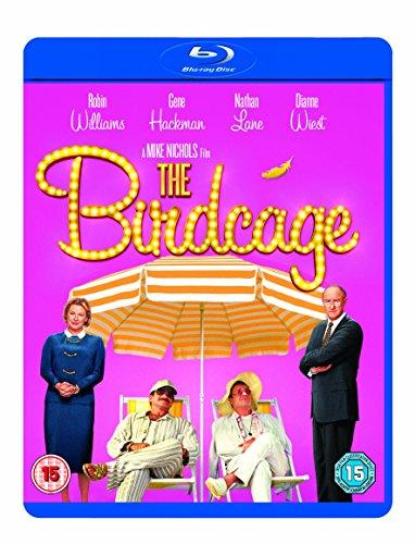 The Birdcage [Blu-ray] [1996] [2014] [Region Free]