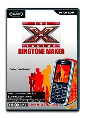 Magix X Factor Ringtone Maker (PC)