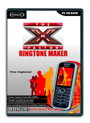 Magix X Factor Ringtone Maker (PC)