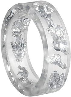 6759c6b77c9e Amazon.es: anillos de resina - Anillos / Mujer: Joyería