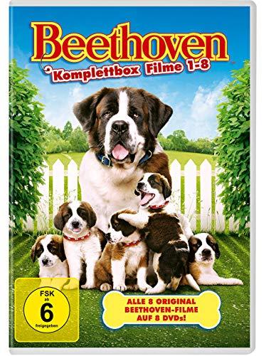 Beethoven Komplettbox [8 DVDs]