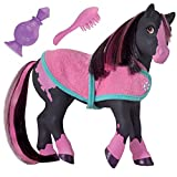 Breyer Horses Color Changing Bath Toy | Jasmine the Horse | Black / Pink with Surprise White Color | 7' x 7.5' | Horse Toy | Ages 2+ | Model #7105