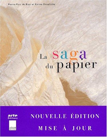 La saga du papier (Textures)