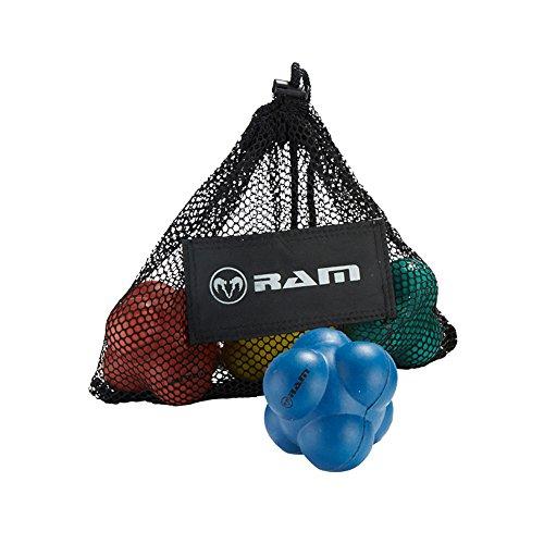 Ram Cricket Reaktion Ball Set–Speed Training und Auge-Hand-Koordination