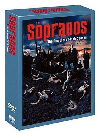 ザ・ソプラノズ 哀愁のマフィア (フィフス・シーズン) コレクターズ・ボックス [DVD]の詳細を見る