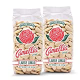 Camellia Brand Dry Large Lima Beans, 1 Pound (2 Pack)...