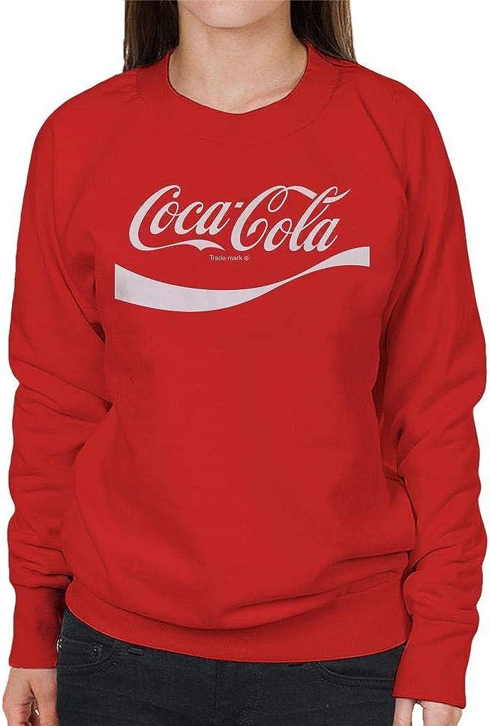 Coca Cola 1941 Swoosh Logo Women's Sweatshirt