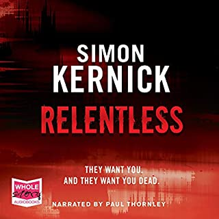 Relentless cover art