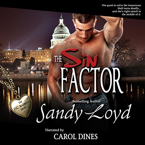 The Sin Factor audiobook cover art