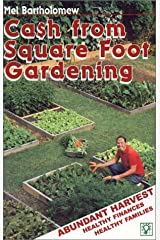 CA$H from Square Foot Gardening Paperback