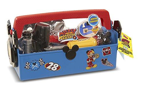Mickey Mouse- Caja Herramientas, Multicolor (IMC Toys 183582)