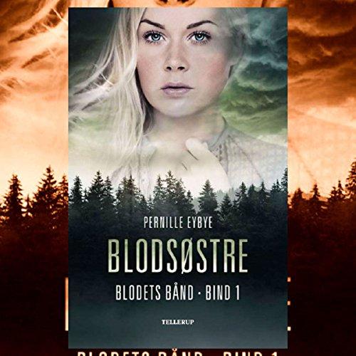 Blodsøstre audiobook cover art