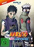 Naruto Shippuden - Der vierte große Shinobi Weltkrieg - Obito Uchiha - Staffel 18.1: Episode 593-602 - uncut [2 DVDs]