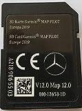 SD Karte Mercedes Garmin MAP Pilot Europe 2019 - STAR1 - v12 - A2189065503
