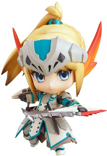 Figurine Nendroid 'Monster Hunter Tri G' - Female Swordsman - Bario