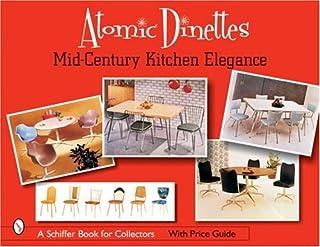 Atomic Dinettes: Mid-Century Kitchen Elegance