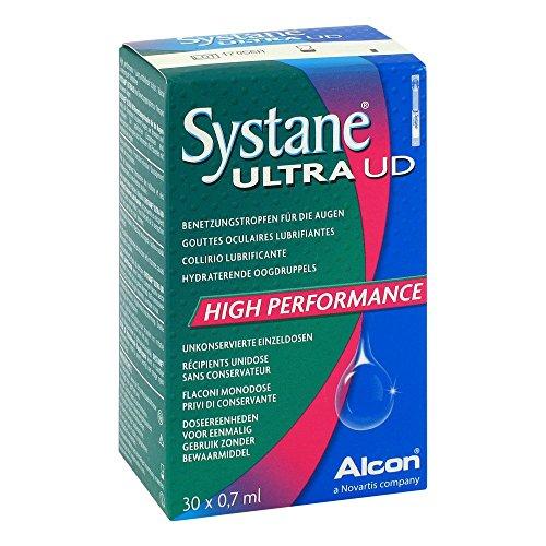 Systane Ultra UD Benetzungstropfen, 30X0.7 ml