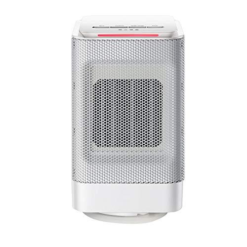 DENGSH 950W Mini Casa Calefactor Eléctrico,Moviendo