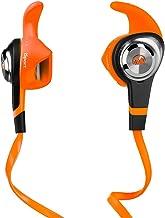 Monster iSport Strive In-Ear Headphones Orange 3 Button