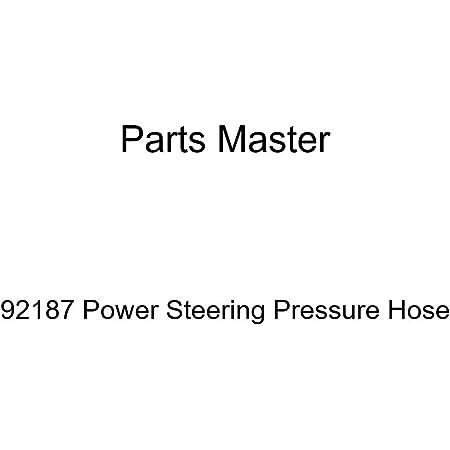 Parts Master 91899 Power Steering Pressure Hose