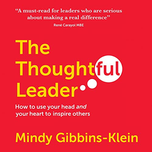 The Thoughtful Leader audiobook cover art