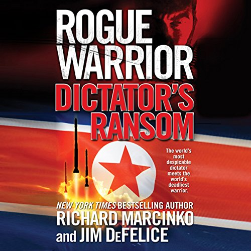 Rogue Warrior: Dictator's Ransom cover art