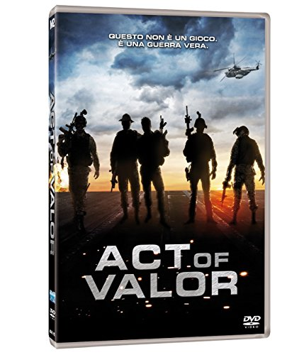 Act Of Valor [DVD] [2012]